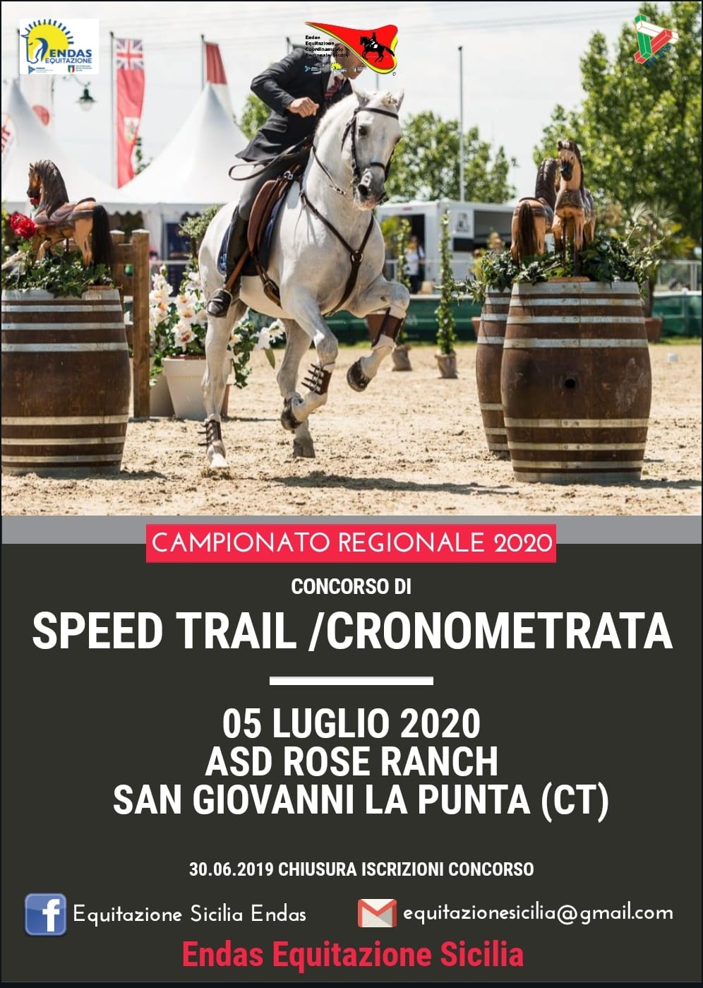 Campionato regionale Speed Trail/Cronometrata 2020