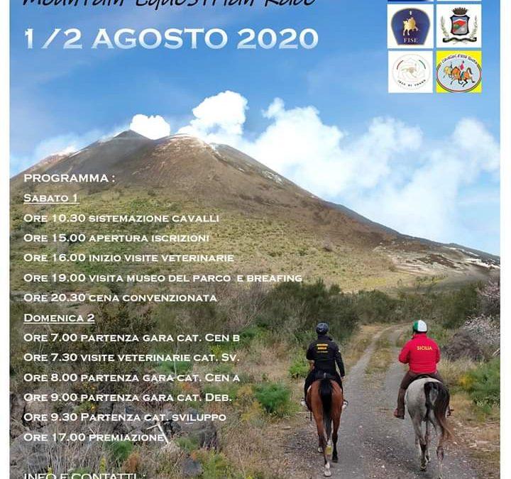 Etna Endurance event